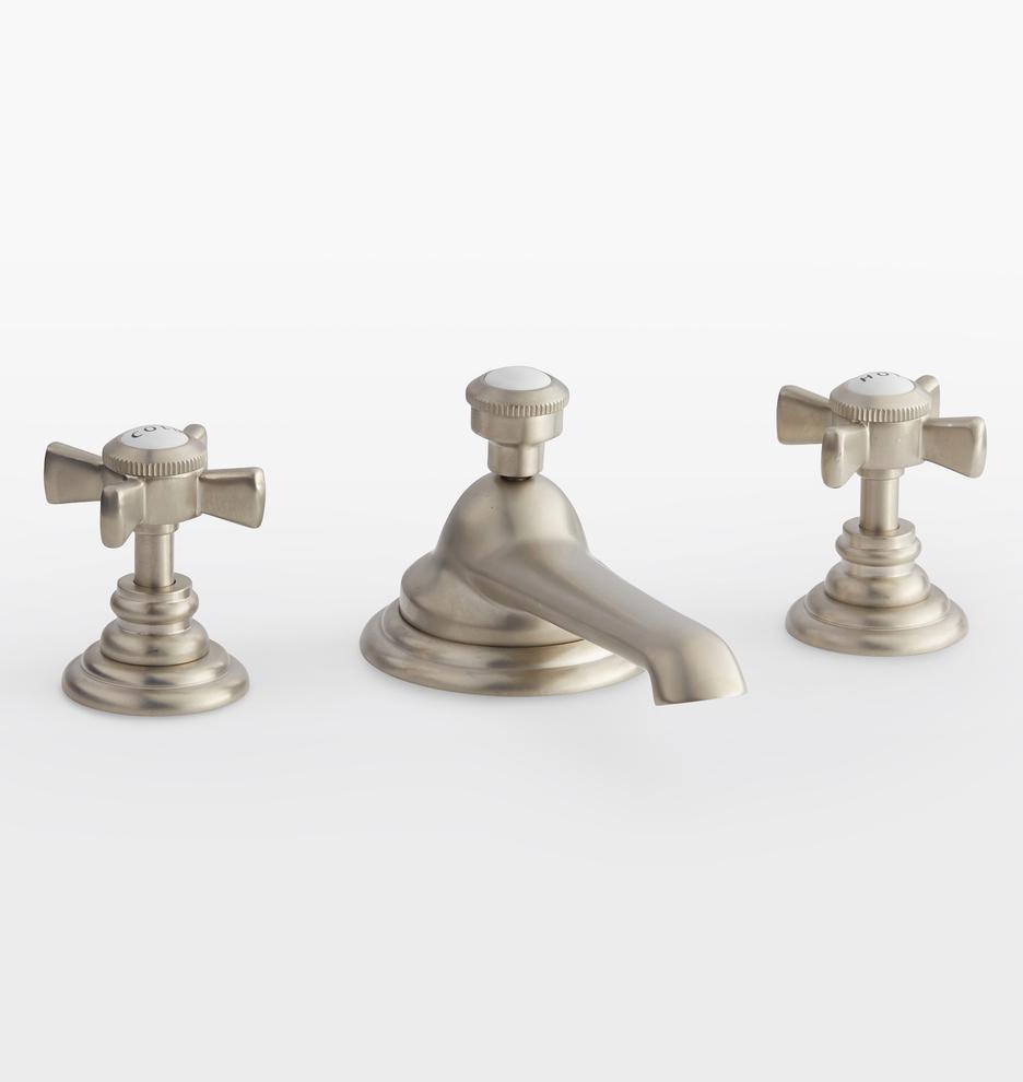 Rollins Cross Handle Widespread Bathroom Faucet Rejuvenation In 2021 Faucet Bathroom Faucets Widespread Bathroom Faucet [ 990 x 936 Pixel ]