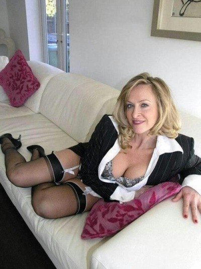 Alluring cougar doing what she does best 5 2