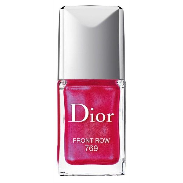 Dior Dior Vernis Gel Shine & Long Wear Nail Lacquer/0.33 oz. found on Polyvore
