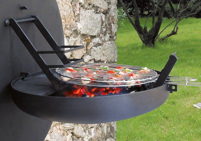 Outdoorküche Klappbar Reparieren : Vorschau: focus wandgrill sigmafocus klappbar feuerstellen