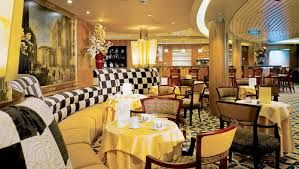 Celebrity Constellation Cruise Ship Insider Tip Wow Do Not Miss Out On Visiting The Martini Bar On Board What A Show Thes Cruise Constellations Cruise Ship
