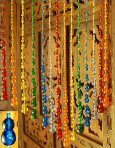 Beaded Curtain For Interior Doorway Retrospect