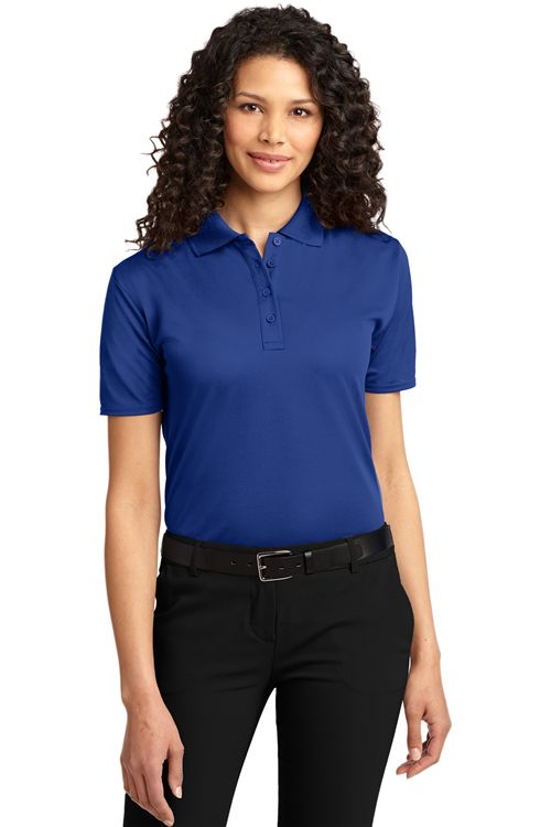 Port Authority L525 Ladies Dry Zone Ottoman Polo from NYFifth