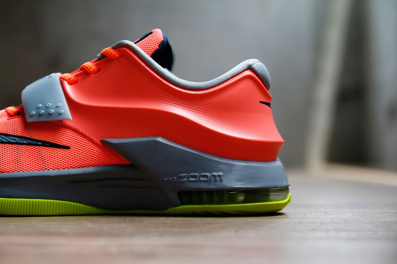 new style 3a3c8 b146c Image of A Closer Look at the Nike KD7
