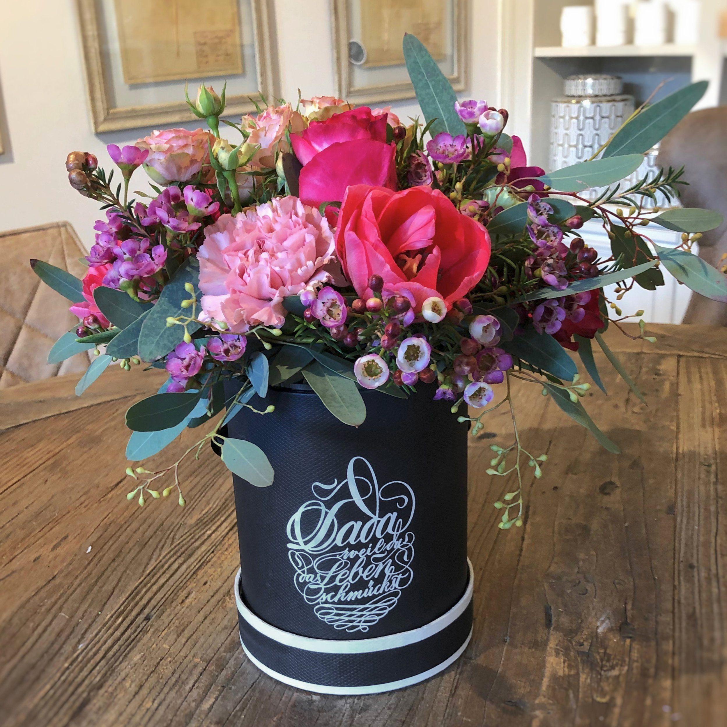 Flower Box in 2020 Blumen in einer schachtel