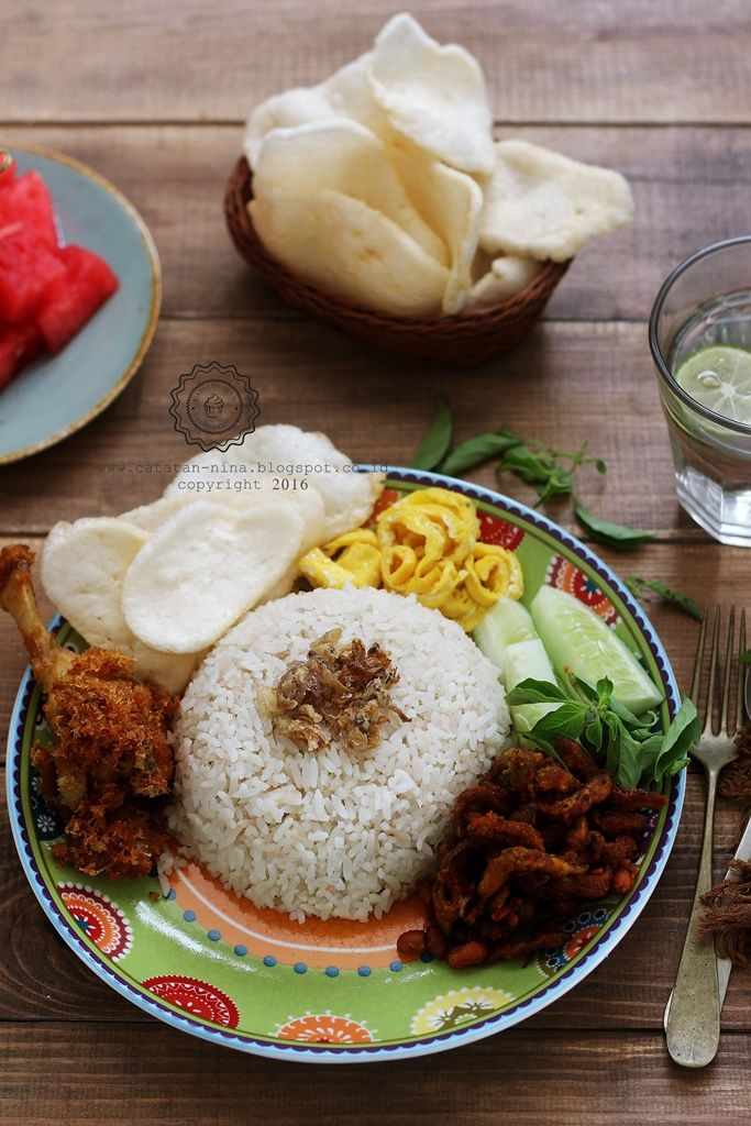 Resep Nasi Uduk Magic Com : resep, magic, Catatan-nina:, MAGIC, Resep, Masakan,, Makanan, Minuman,, Makan, Malam, Sehat