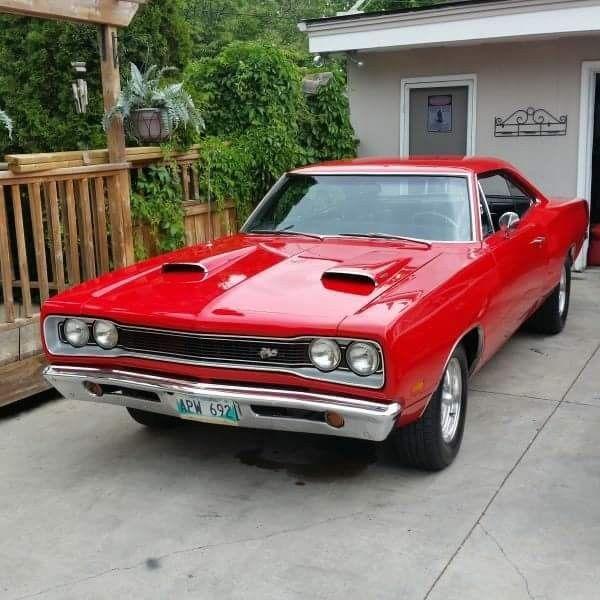 "1969 Dodge Coronet ""Super Bee."""