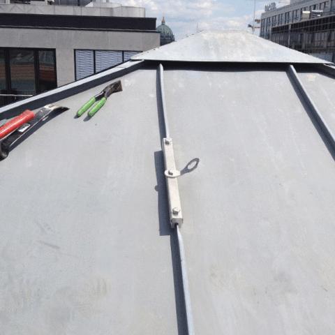 Single User Anchorage Standing Seam Metal Roofing Metal Roof Metal Roof Panels Standing Seam