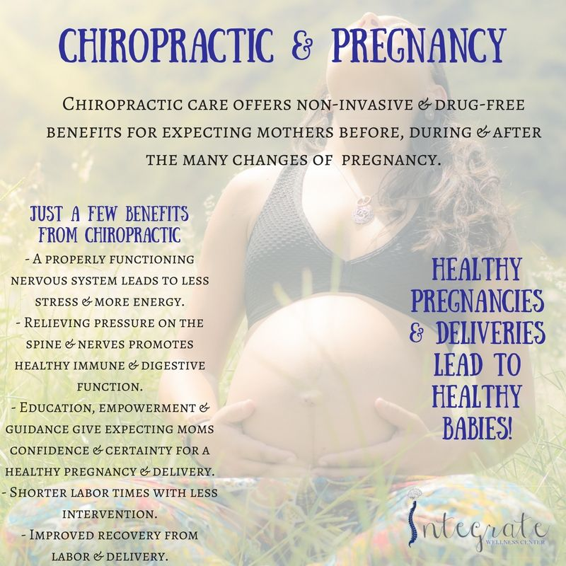 Pin on Prenatal Chiropractic