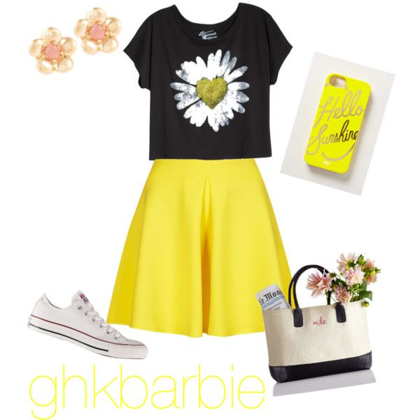 Ha called this one sunflower then looked back at it and realized that that's a daisy on the shirt but i dont want to change it.