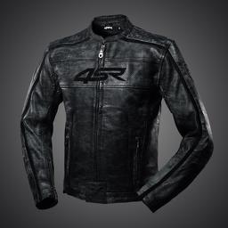 4sr Bobber Leather Motorcycle Jacket Motorcycle Jacket Leather Jacket Bobber