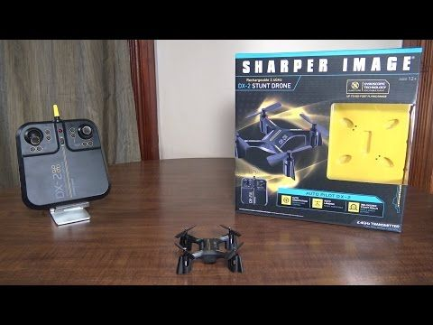 Sharper Image Dx 2 Stunt Drone Review And Flight Drone Videos