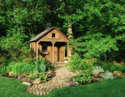 Backyard Shed Ideas Buildings 28 Ideas For 2019 Backyard