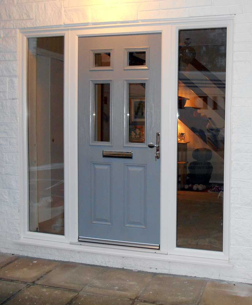Grey composite doors google search decor tips and for Exterior door companies
