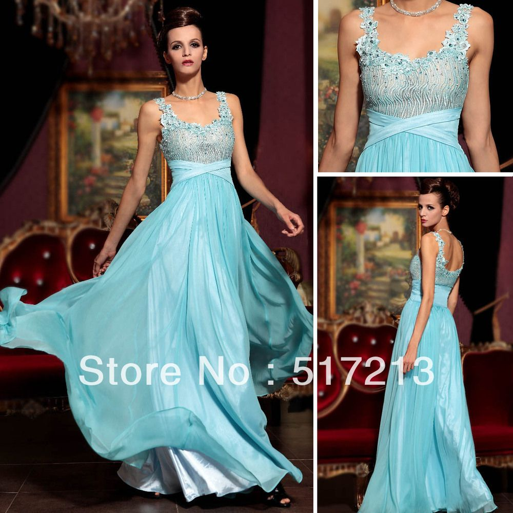 Vestidos de festa azul 2013 | Vestidos | Pinterest | Vestidos ...