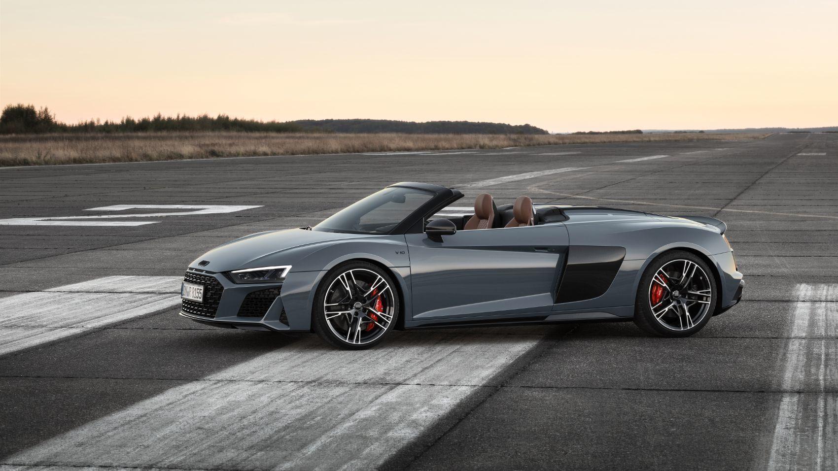 Audi R8 V10 Rwd Spyder 2019 4k Wallpaper Hd Car Wallpapers Id 13612