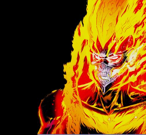 Robbie Reyes In Ghost Rider #5