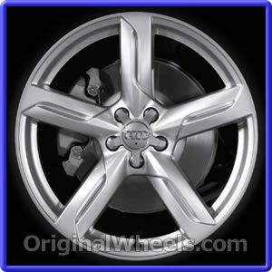Oem Audi Rims Used Factory Wheels From Originalwheels Com Audi