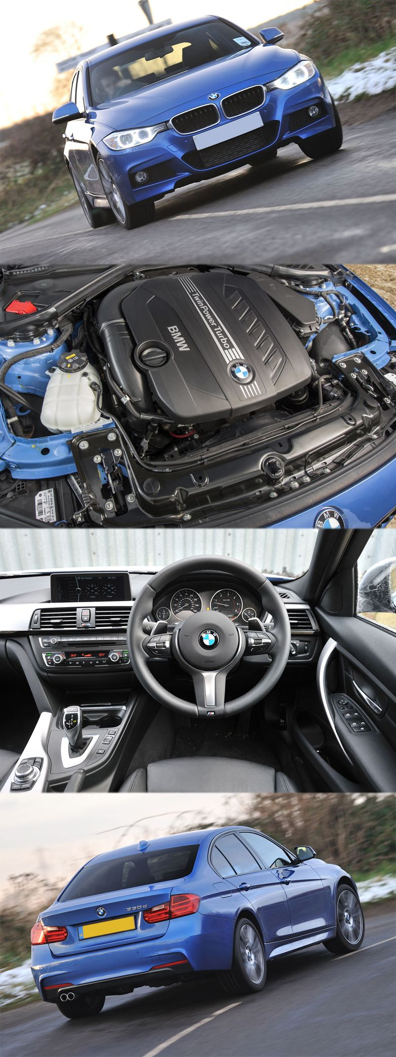 BMW 330d Engine Performance is Key to Success | BMW, Engine and