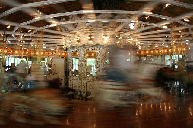 Looff Carousel, Riverfront Park, Spokane