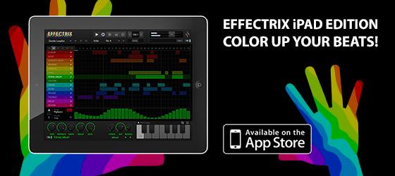Sugar Bytes Effectrix is now available
