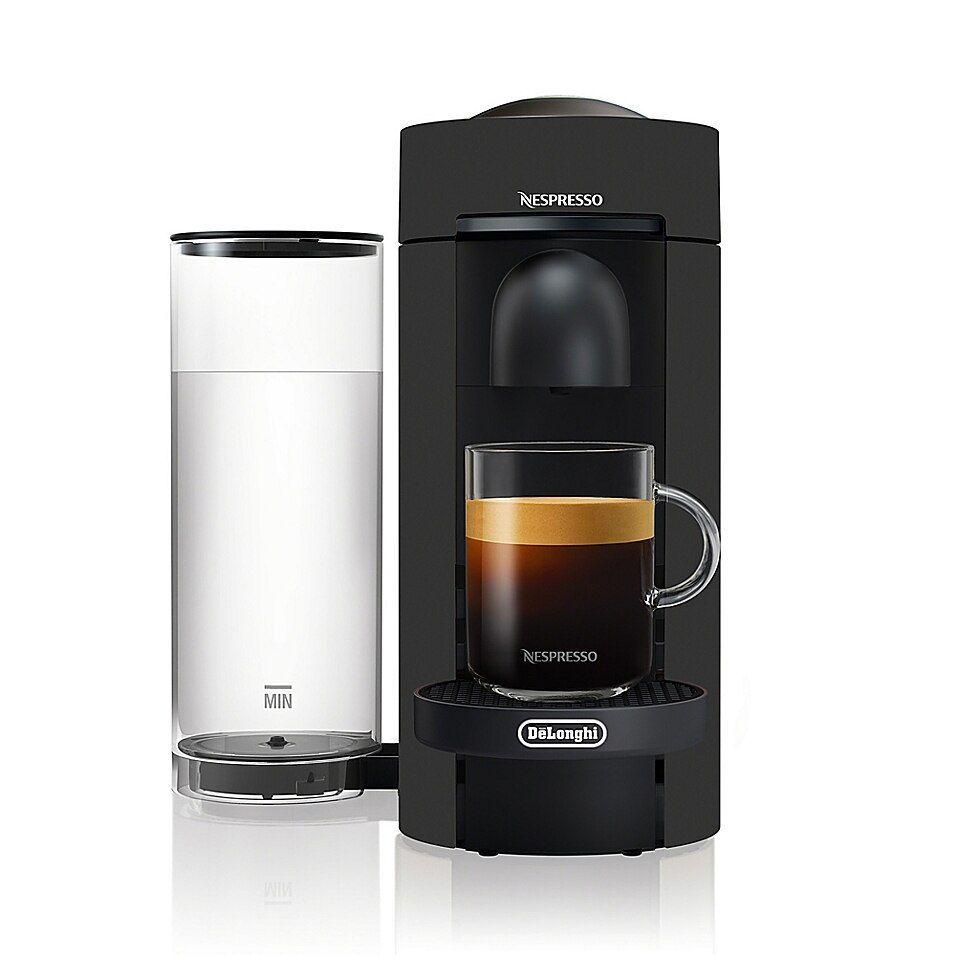 Nespresso By De'longhi Vertuoplus Coffee And Espresso