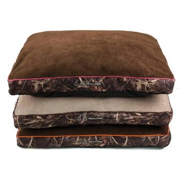 murdoch's – brinkmann pet - realtree gusseted camo dog bed | ruger