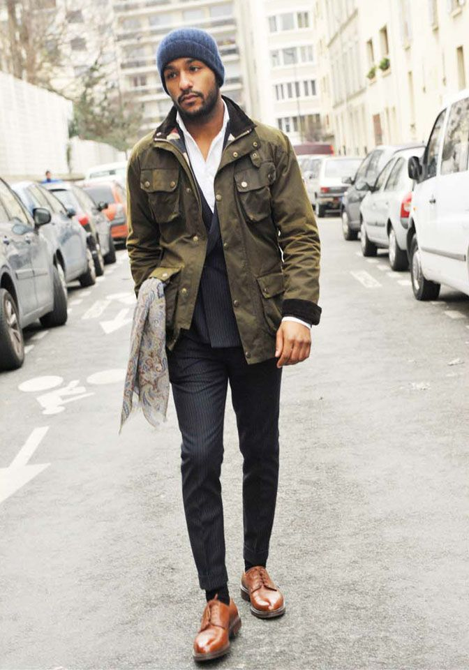 Beanie Jacket Streetstyle X Suit Men's Military Suits Lookbook wtqPfwA