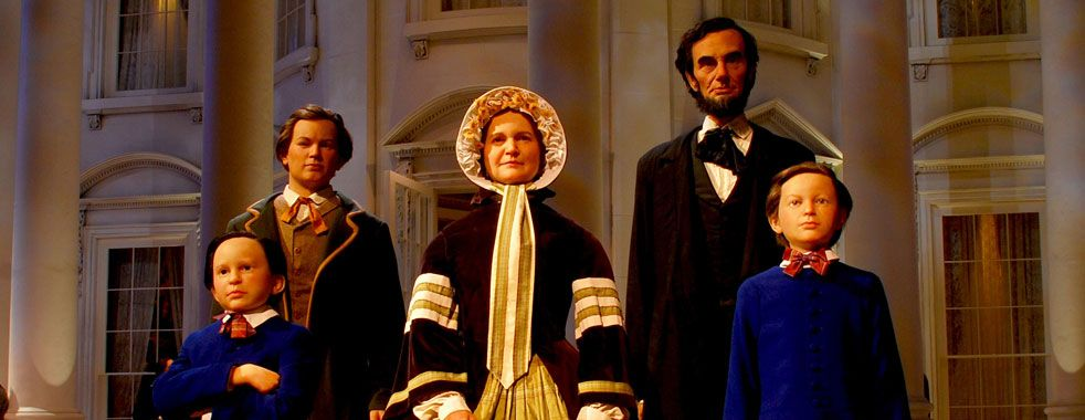 Abraham lincoln presidential library and museum in
