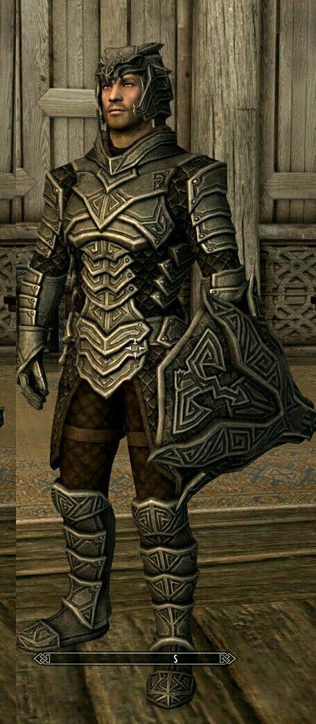 Dragon Carved Armor   Skyrim Mod Armor   Skyrim dragon armor, Dragon