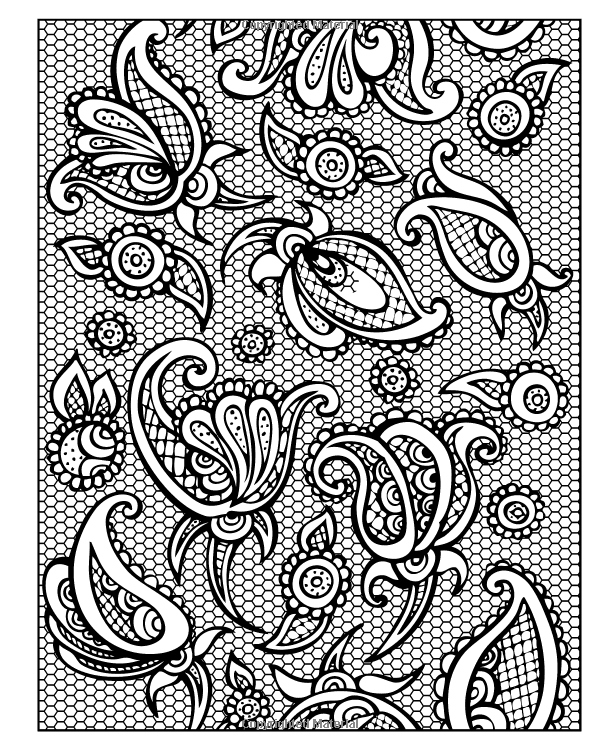 Whole Lotta Lace Colouring Book Volume 1 Art Filled Fun Colouring Books Amazon Co Uk Various H R Coloring Books Printable Coloring Pages Coloring Pages