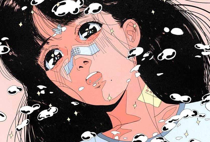Ana Aleksov On Instagram M A G I C Pt3 Aleksovana Ananana Aestheticanime Animeaesthetic 90sanime 80sanime Retroanime Olda In 2020 Art Aesthetic Anime Cute Art