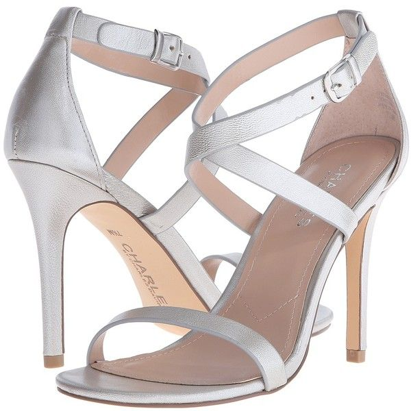 Charles By Charles David Rookie Silver Metallic, Shoes, Silver, Women