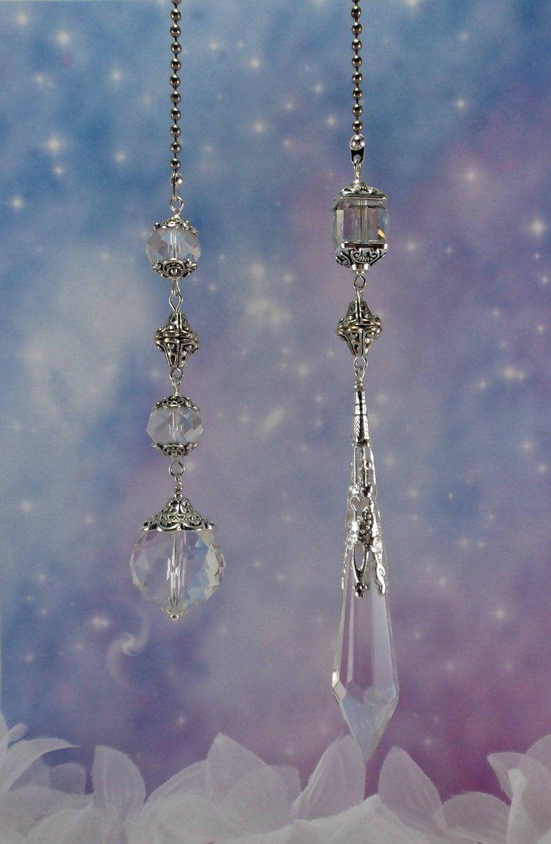 Ceiling fan pulls crystal fan pulls crystal light pulls
