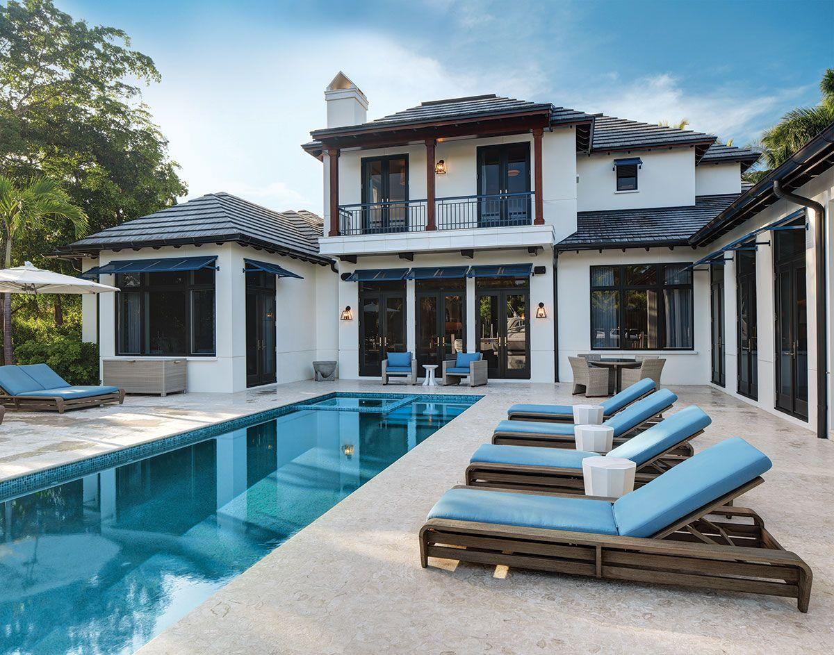 On The Waterfront Interior Design Portfolios Florida Design Waterfront Homes