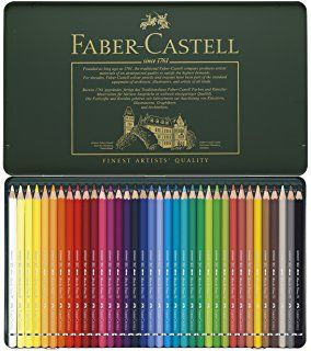 Faber Castel Fc117536 Albrecht Durer Artist Watercolor Pencils In