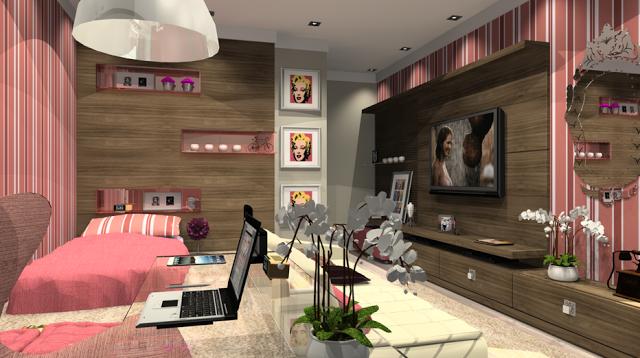 Dise o dormitorios para mujeres inspiraci n de dise o de for Ideas decorar habitacion juvenil chica