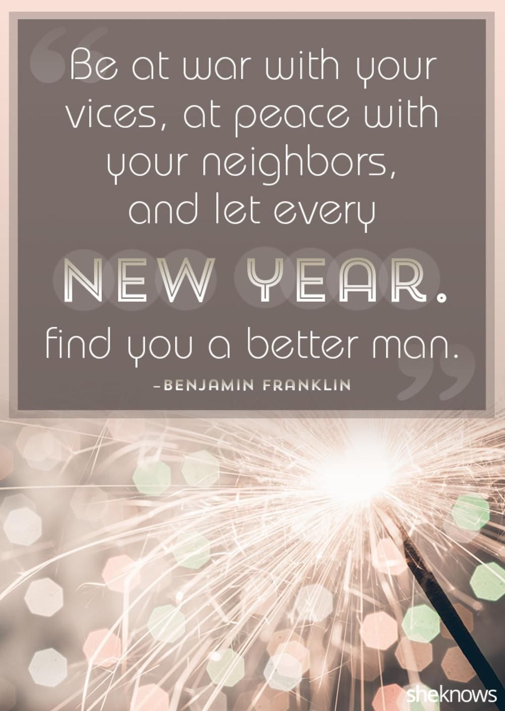10 Quotes To Ring In The New Year Right 10th Quotes Quotes About New Year New Years Eve Quotes