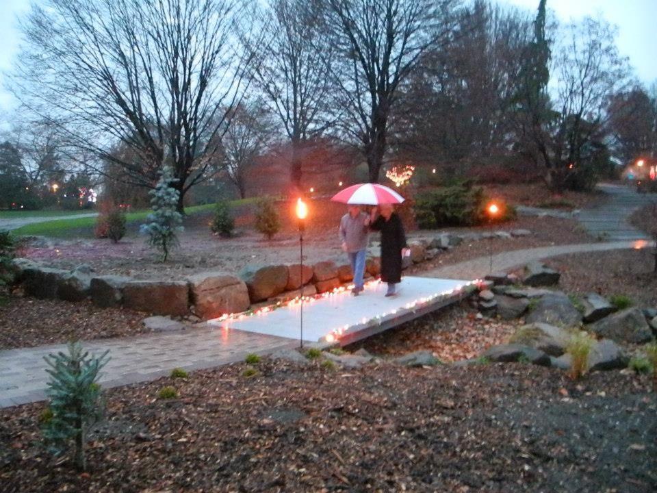 Ohio Woodland Garden at Fellows Riverside Gardens