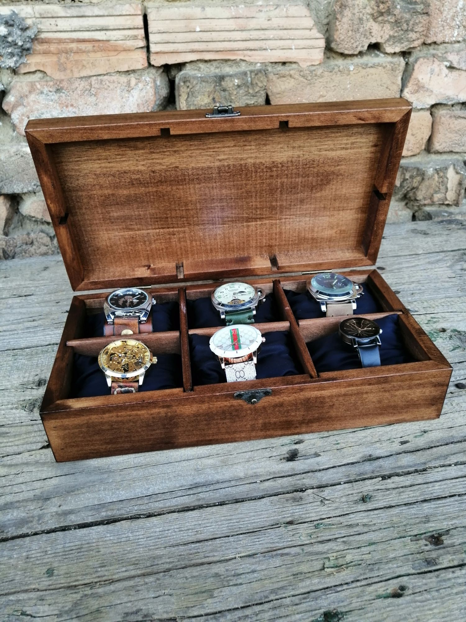 Pin On Watch Box By Voldor