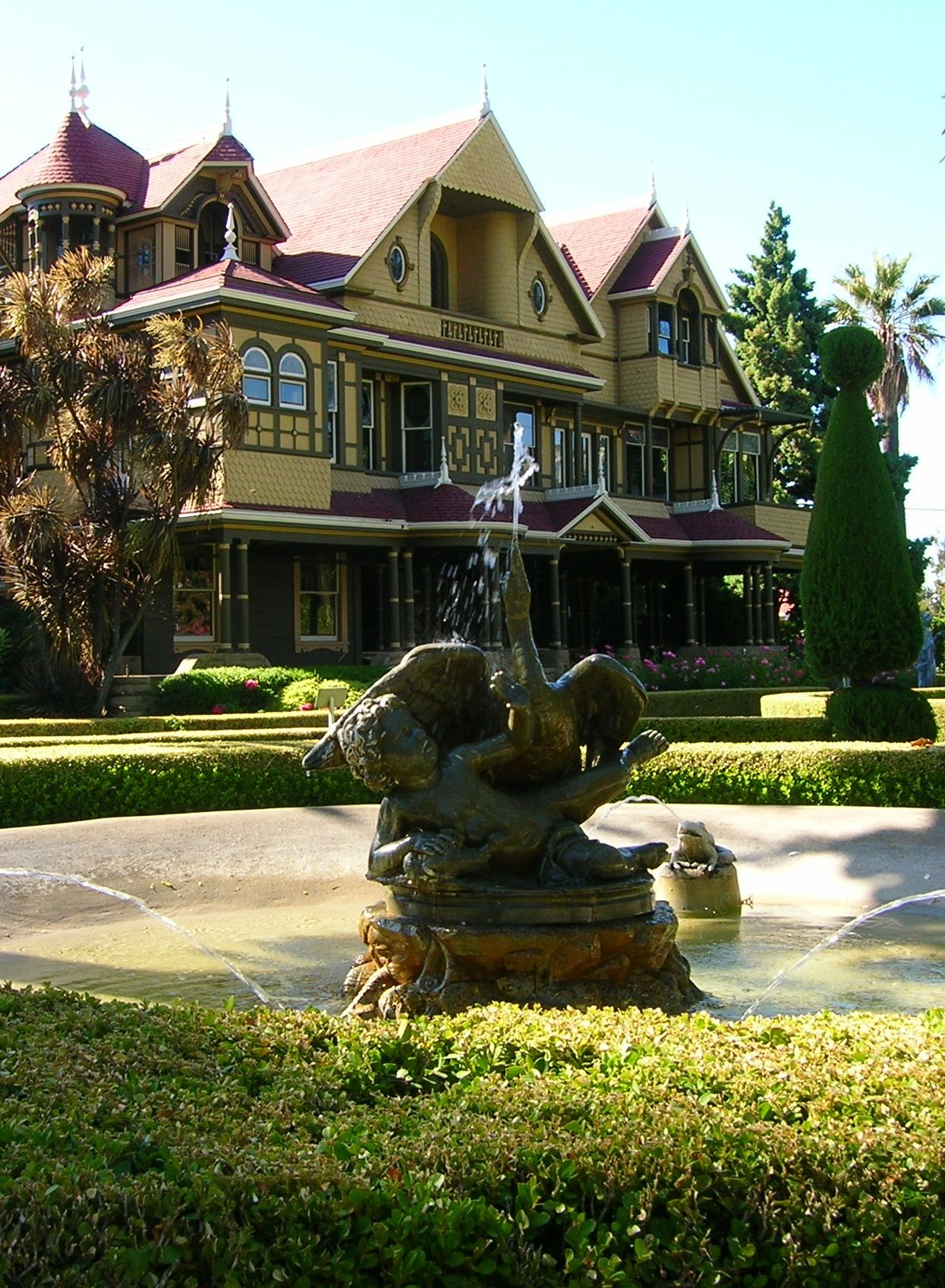 Stay the night at californias winchester mystery house and go on a ghost hunt