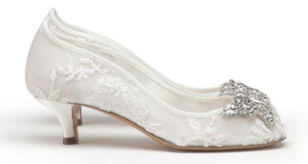 Ask WOL U2013 Where To Find Fabulous Low U2013 Mid Heel Wedding Shoes |  Weddingsonline