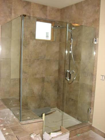 upgrade your bathroom with custom glass shower doors