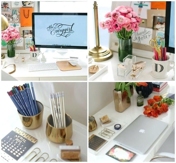 Office Table Decoration Ideas Themoxie Co With Fancy Desk