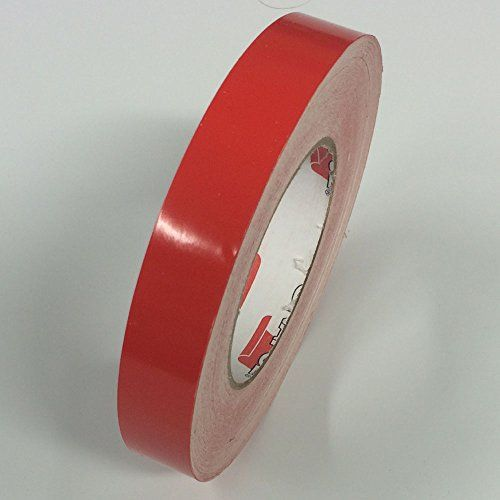 Red Oracal 651 Vinyl Pinstriping Pinstripes Tape For Aut Pinstriping Tape Oracal Vinyl Oracal