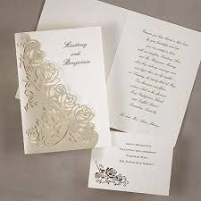 Image Result For Cuttlebug Wedding Invitations