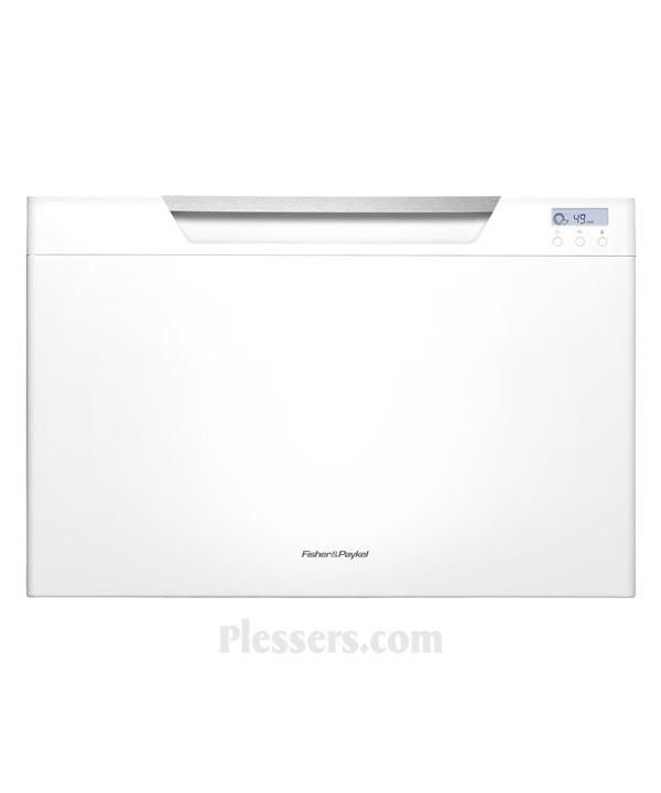 Fisher Paykel Dishdrawer Series Full Console Single Dishdrawer Dishwasher White Drawer Dishwasher Integrated Dishwasher