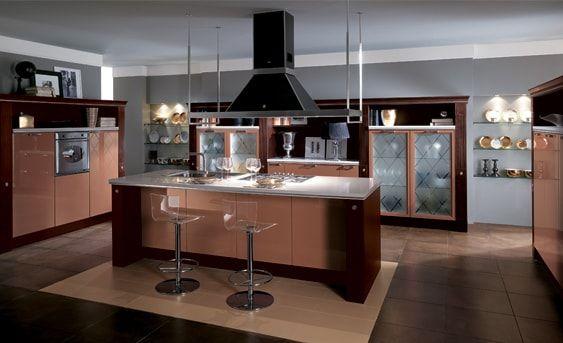 Scavolini Italian Design Kitchens Bathrooms And Living Room Mesmerizing Italian Design Kitchen Decorating Design