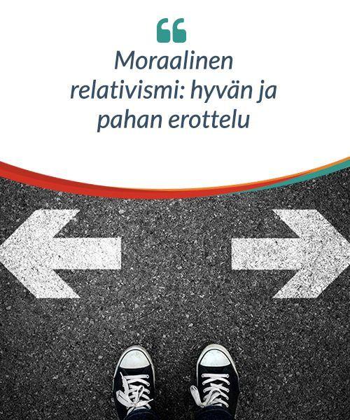 Moraalinen Relativismi