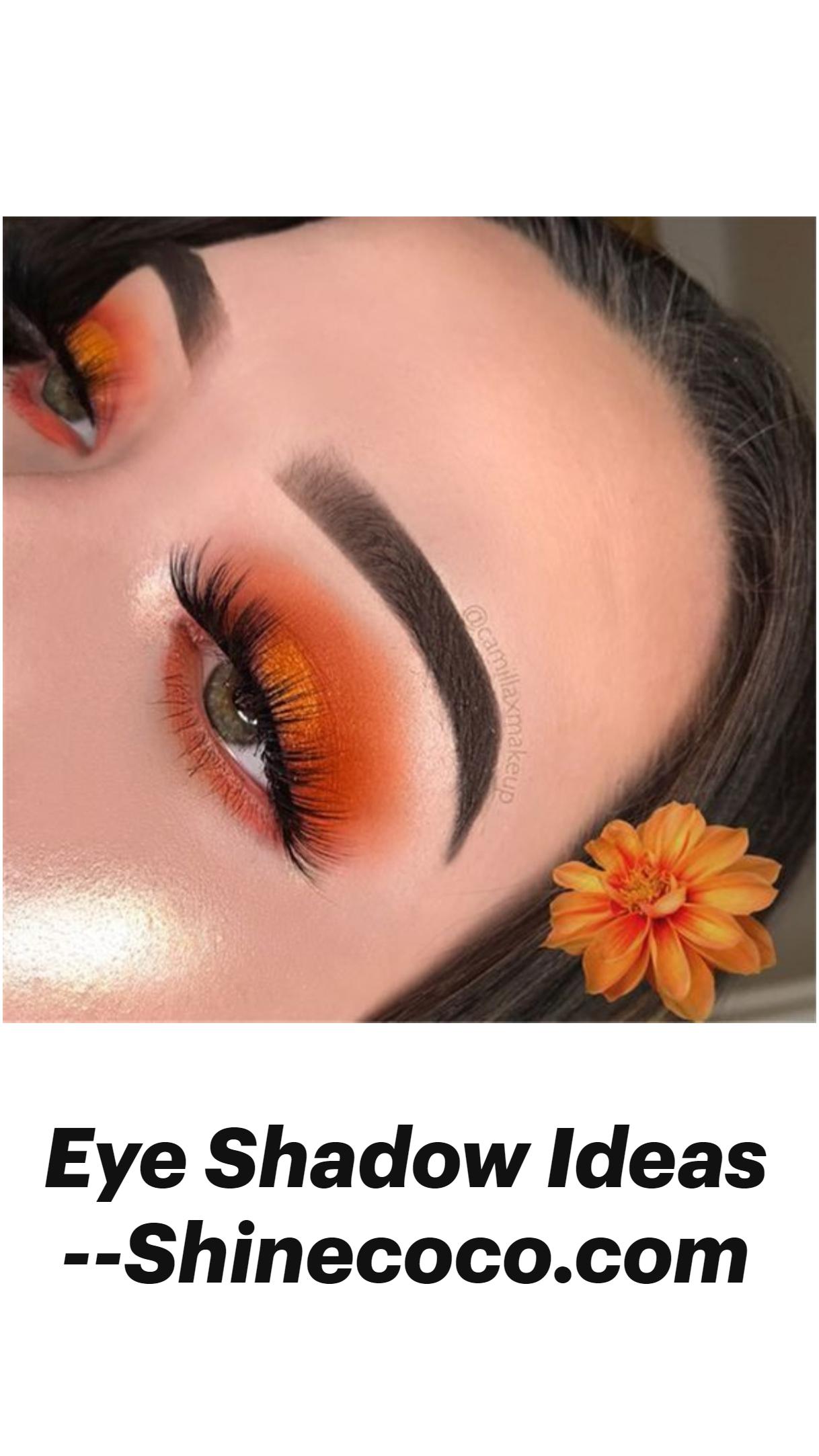 Eye Shadow Ideas –Shinecoco.com